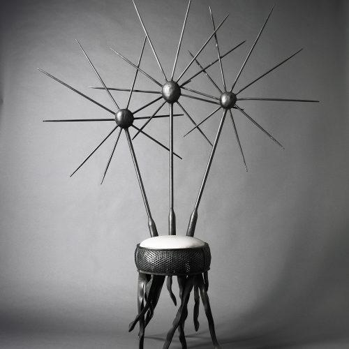 Garden Furniture - Dandelion Clock Chair
