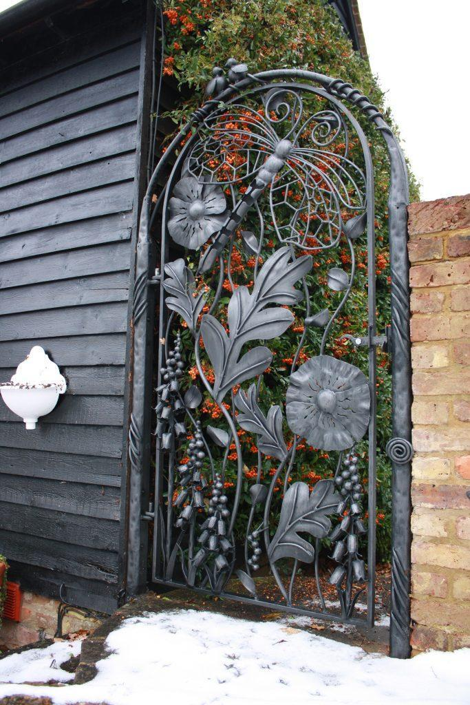 Artistic Gates And Railings Blacksmith Bexsimon Artsmith