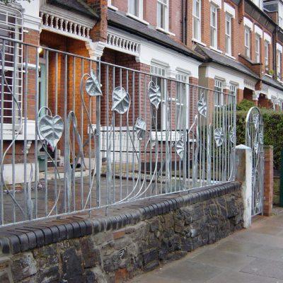 BexSimon leaf railing